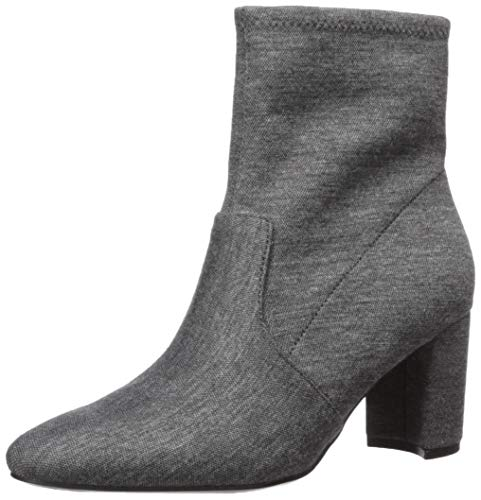 Aerosoles Women's NIKNAME Ankle Boot, Grey Fabric, 11 M US
