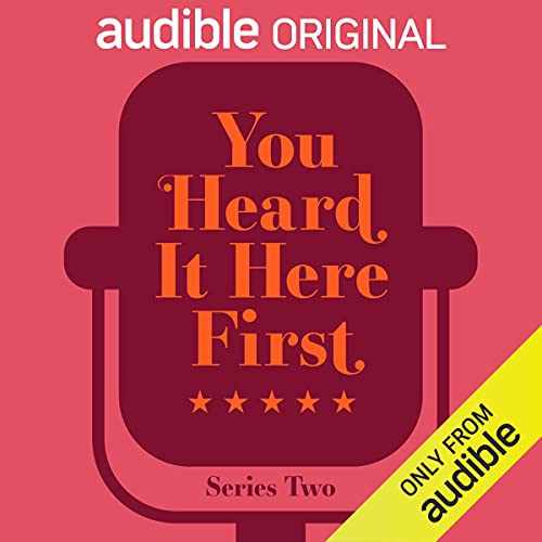 You Heard it Here First (Series 2) cover art