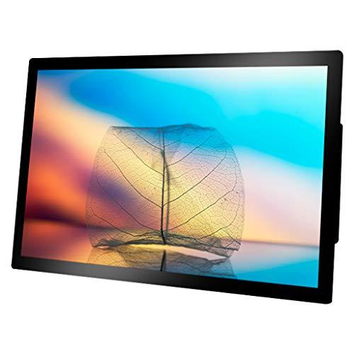 WHJ@ 15,6/19/22/24 Zoll Digitale Bilder, HD IPS-Display, 180 ° voller Betrachtungswinkel, hochauflösendes LPI, elektronischer Kalender, Fernbedienung