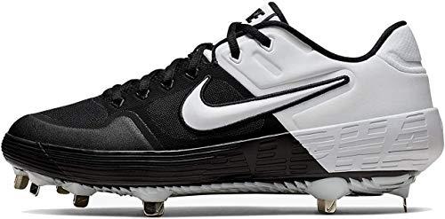 Nike Alpha Huarache ELT 2 Low Mens Aj6873-004 Size 14 Black/White