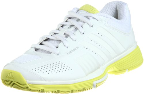 adidas adipower Barricade W, Scarpe da tennis Donna, Bianco (Weiß (Running White Ftw / Running White Ftw / Light Mauve-Smc), 36 EU