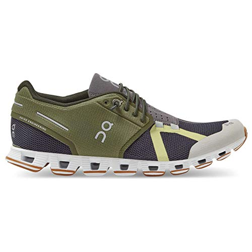 On Running Damen Cloud 70/30 Textile Synthetic Reed Damson Trainer 37 EU