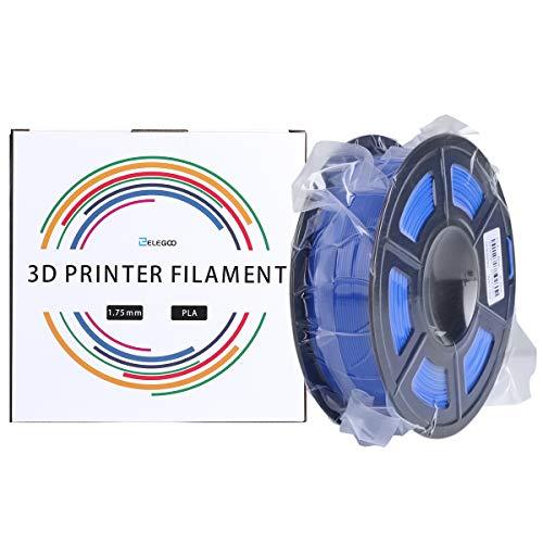 ELEGOO Filamento per Stampante 3D PLA, Precisione
