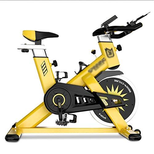 Vélo de ménage, vrille d'exercice muet de bicyclette de gymnastique d'intérieur de bicyclette de mouvement de gymnase perdent le poids Fitness Equipment 106 * 49 * 111.5CM Body Sculpting