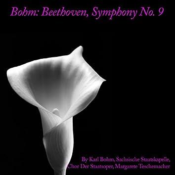 Bohm: Beethoven, Symphony No. 9