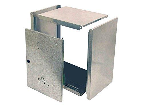 maggini 8031624133678caja de kit para contador Gas fondo abierto, acero galvanizado