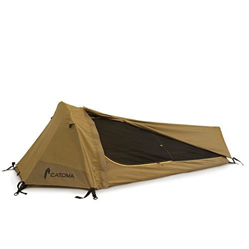 Catoma Adventure Shelters Raider Rucksackzelte, Coyote Brown