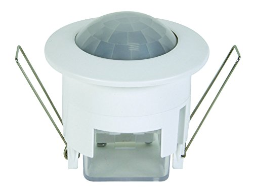 Velleman PIR41 Detector de Movimiento Sensor infrarrojo pasivo (PIR) Alámbrico - Sensor de Movimiento (Sensor infrarrojo pasivo (PIR), Alámbrico, 100 g, 75 x 75 x 75 mm)