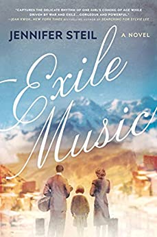 Exile Music: A Novel by [Jennifer Steil]