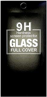 شاشة حماية زجاجية لاصقة زجاجية لهاتف اوبو ايه57، شفاف