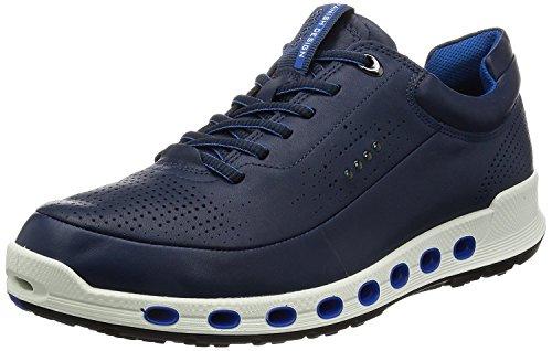 Ecco Herren Cool 2.0 Sneaker, Blau (1048true Navy), 45 EU