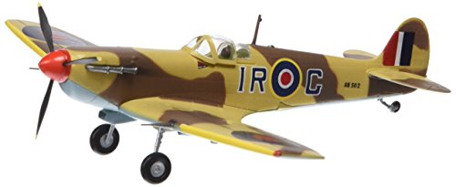 Easy Model 1:72 -Modellino Aereo Spitfire MK V - RAF 224th Wing Commander 1943 - EM37217