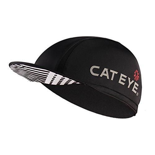 CATEYE Cycling Cap Black for Men Helmet Liner Hat...