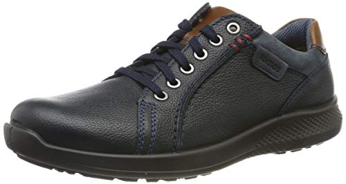 Jomos Campus II, Zapatos de Cordones Derby para Hombre, Ozean Navy 365 8036, 48 EU