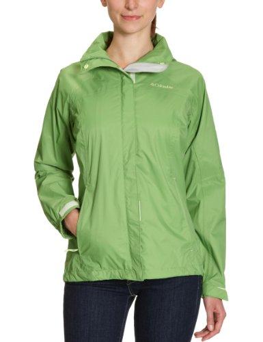 Columbia Venture - Chaqueta para Mujer, tamaño M, Color Prado Verde