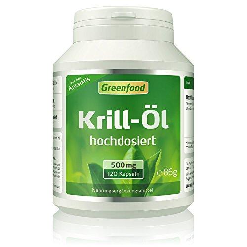 Greenfood Krill-Öl Bild