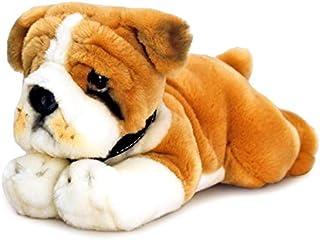 Keel Toys 30 cm Stuffed Bulldog Toy