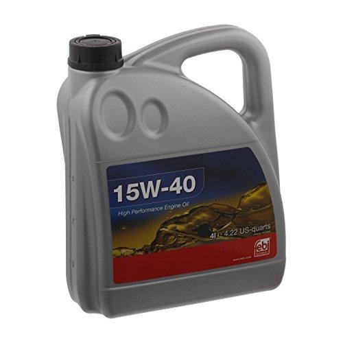 Febi 32926 motorolie 15W-40 4 Liter