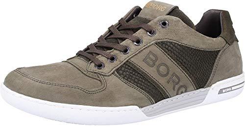 Björn Borg 1912 444504 Herren Sneakers Olive, EU 40