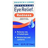 Best Eye Drops For Rednesses - Bausch & Lomb Advanced Eye Relief Redness Instant Review