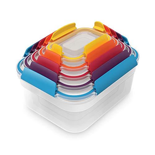 Joseph Joseph Nest Lock - 5-teiliges Aufbewahrungsdosen-Set - mehrfarbig