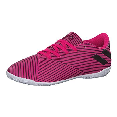 Adidas Nemeziz 19.4 IN J, Botas de fútbol para Niños, Multicolor (Rossho/Negbás/Rossho 000), 33 EU
