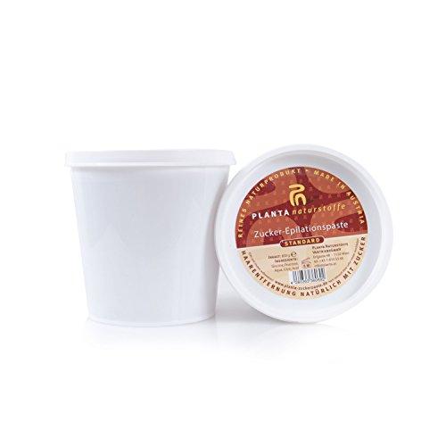Planta Zuckerpaste Sugaring Dose 850gr Stärkere Konsistenz 100% aus natürlichen Komponenten