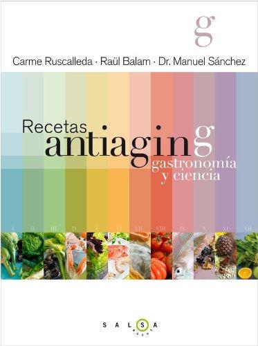 Recetas antiaging. Gastronomía y ciencia (SALSA)