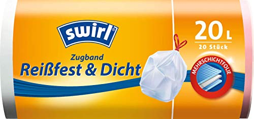 MELITTA HAUSHALTSPRODUKTE GMBH & -  Swirl Müllbeutel