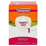 Plasmon Nutri-Uno Latte per Lattanti Polvere, 700g