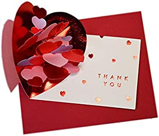 GooyshqiHka Thanksgiving Pop-up Card Love Stars,Bless the Elders Creative Card Pop Up Birthday Card.