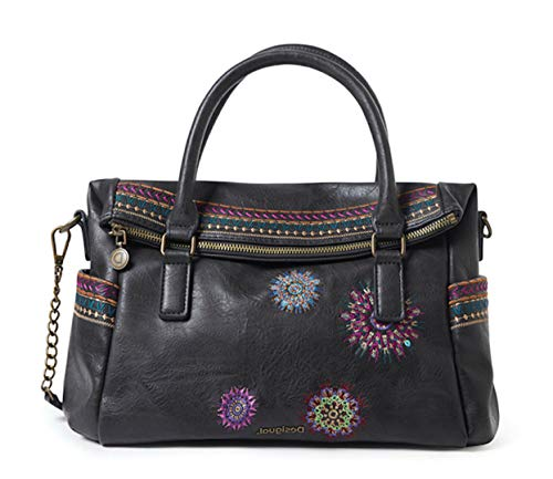 Desigual Handtasche ASTORIA LOVERTY 20WAXPDH/2000 Schwarz