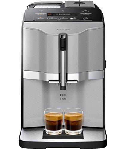 Siemens EQ.3 s300 Independiente Máquina espresso 1,4 L Totalmente automática - Cafetera (Independiente, Máquina espresso,...