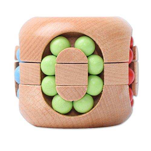 Jouet de Puzzle en Bois Jouets et Cadeaux Id/éaux pour des Enfants et des Adolescents 3D Puzzle en Bois Gracelaza Football Casse-T/ête en Bois