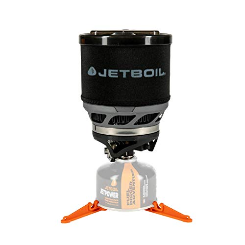 Jetboil MiniMo Camping and Backpacking Stove Cooking System,...