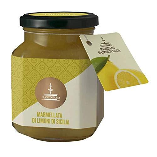 Marmellata di Limoni di Sicilia F.lli Fiasconaro - 360gr. - Sicilian lemon