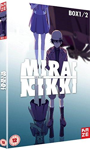Mirai Nikki: Future Diary - Complete Collection 1...