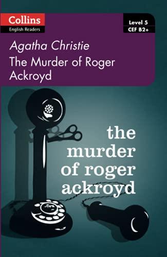 The Murder of Roger Ackroyd: Level 5, B2+
