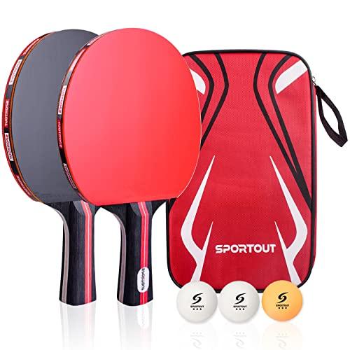 Sportout Tischtennisschläger Bild