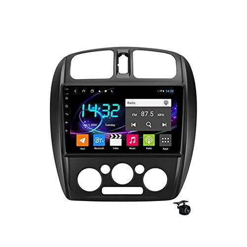 Android 10.0 Coche Estéreo Radio SAT FOR MAZDA 2000-2003 GPS Navigation 2 Din Head Unit Multimedia Video Player FM Receptor Tracker con 4G 5G WiFi SWC DSP Carplay,M150s