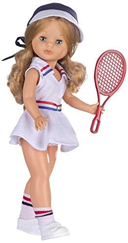 Nancy Colección - Re -Edición Quise Ser Tenista (Famosa 70001)