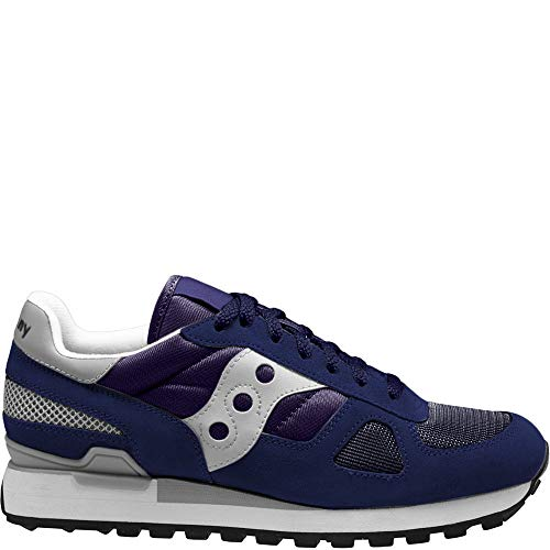 Saucony Originals Men's Shadow Original Sneaker,Navy/Grey,10 M US