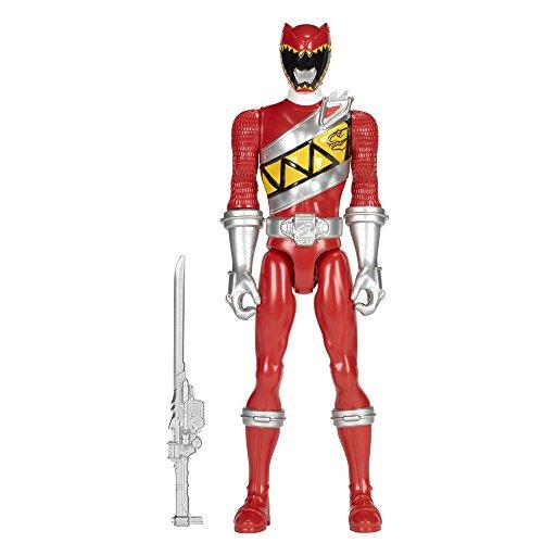 Power Rangers Dino Charge - Hiper Figura, Color Rojo (Bandai 42121 ...