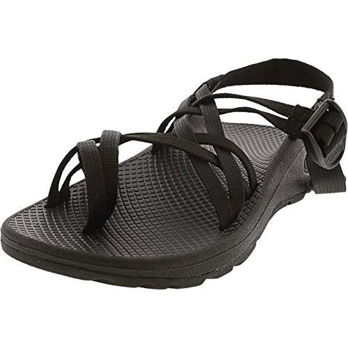 Chaco Women's Zcloud X2 Sport Sandal, Solid Black, 9 Wide