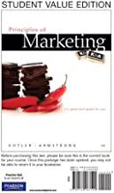 Principles of Marketing, Student Value Edition (14th Edition)