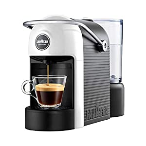 Lavazza 18000414 Jolie Pod Coffee Machine - White