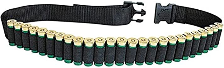 Allen Shotgun Shell Belt, Holds 25 Shotgun Shells, Hunting, Sporting Clays or Trap Shooting