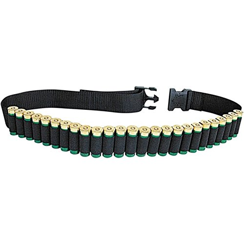 Allen Shotgun Shell Belt, Holds 25 Shotgun Shells, Hunting, Sporting Clays or...