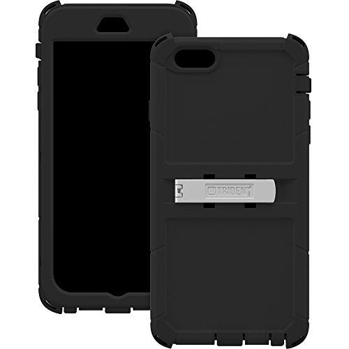 Trident Case Kraken AMS Case for Apple iPhone 6 Plus - Retail Packaging - Black