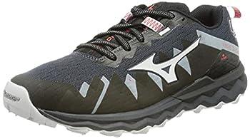 Mizuno Women s Trail Running Shoe Indiaink Black Ignitionr 9
